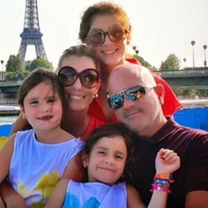La familia Mirabal-Castro