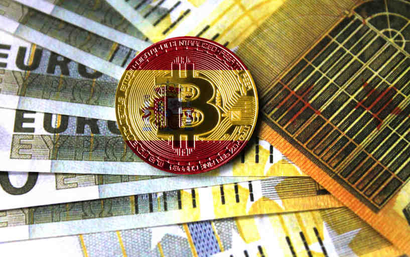 Bitcoin sigue avanzando en España