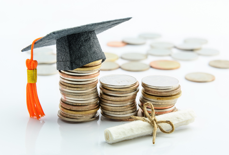 finanzas personales: Hábitos y estudios