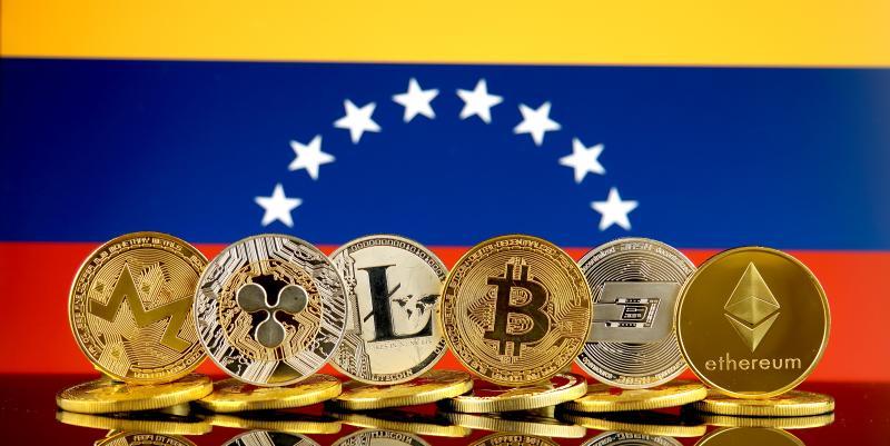 los cripto juegos como alternativa en Venezuela