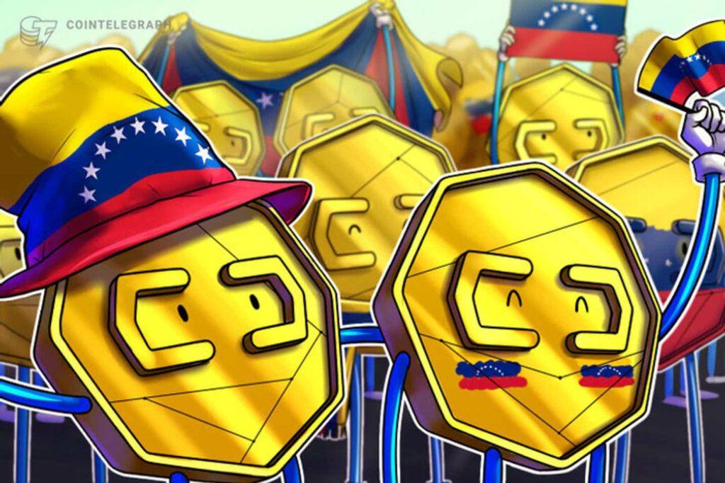Venezuela un país con gran adopción de criptomonedas
